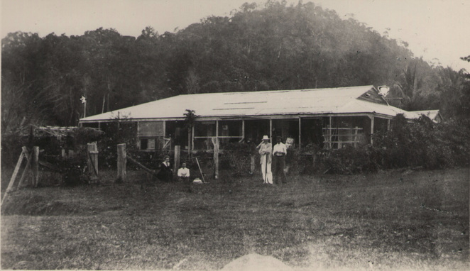 Bicton 1918 before the cyclone
