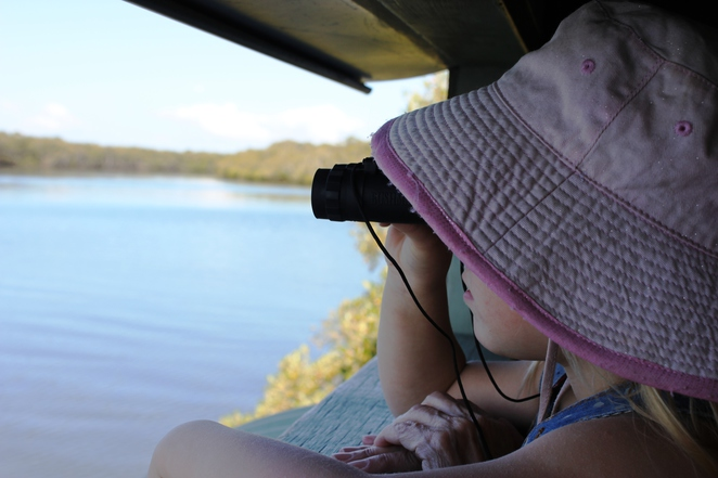 Birdwatching, school holidays, school holiday activities, fun for families, children