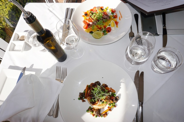 Bistro Molines, French Cuisine, Hunter Valley, Restaurants, Menus, One Hat Restaurant