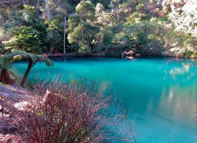 Blue Lake River Walk, Jenolan Caves, Blue Mountains