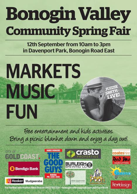 Bonogin Valley Community Spring Fair