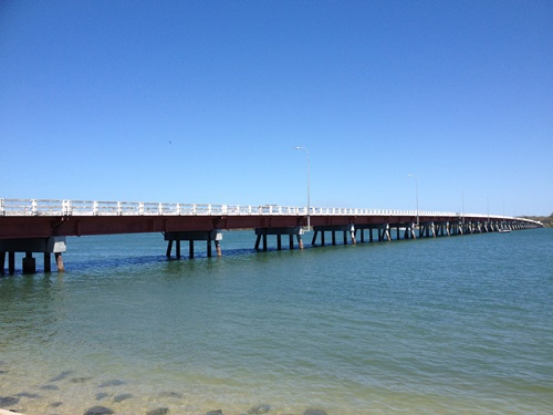 Bribie,Island,Bridge