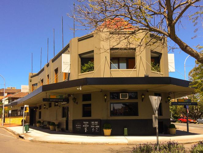 Buena Vista Hotel, Mosman, Hotels, Wine Dinners, Wynns Wine Dinner