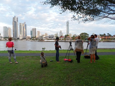 Burleigh Heads, Free photo walk, photography lessons Gold Coast