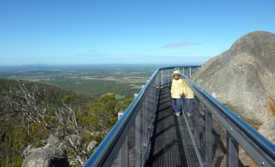 Castle Rock Skywalk