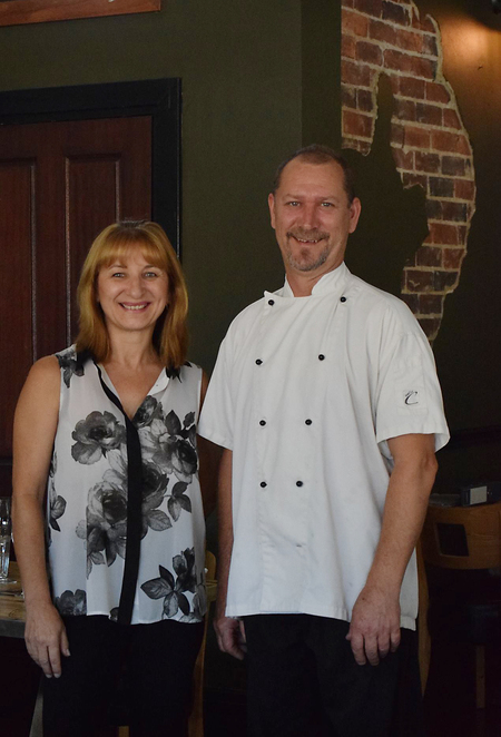 Chef & Co, Yvonne Khan, Darren King, Beaufort Street, Bedford, Family Restaurant