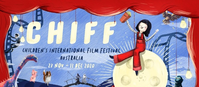 chiff 2020 returns to the big screen, community event, movies for kids, fun things to do, family fun, cinema, entertainment, performing arts, classic cinema elsternwick, lido cinemas hawthorn, ritz cinemas randwick, return to nim's island, kiwi flyer, famous five and the valley of dinosaus, otzi and the mystery of time