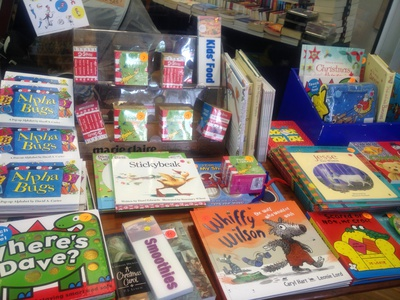 Christmas Stocking Fillers Books