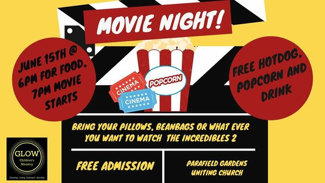 Cinema, Parafield Gardens, Near Adelaide, Free, Food & Drink, Family Attractions, Fun For Children