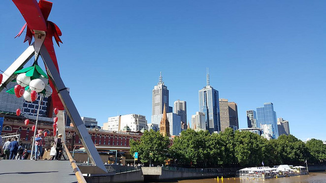 city of melbourne christmas