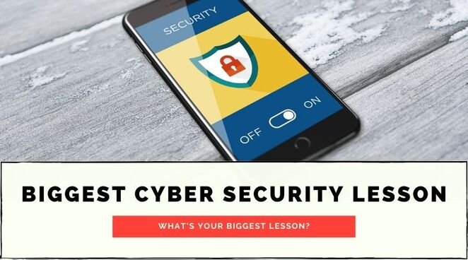 cyber security lesson