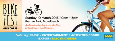 cycle, bike, bike fest gold coast