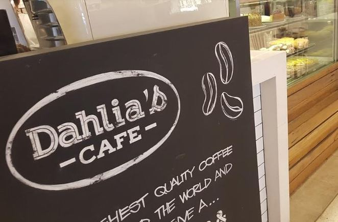 dahlia's cafe, campbelltown, breakfast