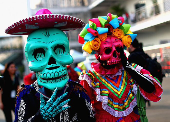 Day of the Dead at Cactus Country