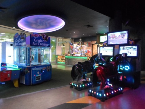 district 3, hornsby, westfield, laser tag, dodgem cars, arcade games, bungee run