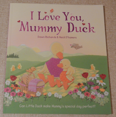 Mother's Day Books Part 1 (Picture Story Books)