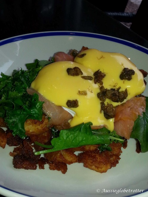 Emu Point Cafe, Eggs Benedict, Albany, Emu Point, Breakfast, Brunch, views, eggs
