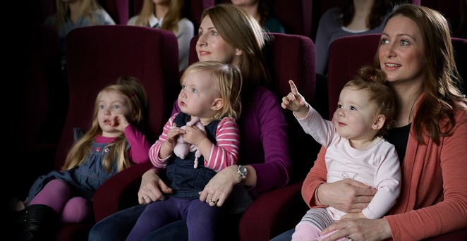 event cinemas, manuka, canberra, ACT, babies in the movies, kids, children, cinemas, babes in arms, bring your baby,