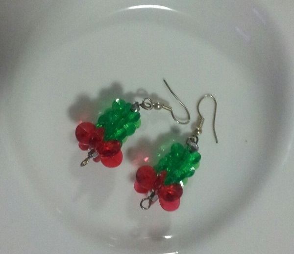 fairtrade, fair, trade, market, Christmas, Xmas, charity, handmade, crafts, earrings, tree, may cross, jewellery, beads