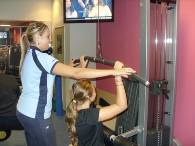 Fitness First Gyms