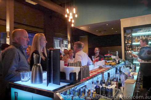 Glass Bar, Tapas, Arts Precinct Brisbane, Judith Wright