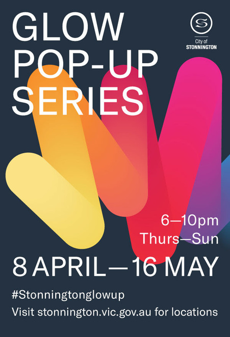 glow festival pop up series, what's on stonnington, community events, fun things to do, entertainment, night life, easter, easter egg stravaganz in stonnington, chapel lane huts celebrates easter, sounds of stonningotn, prahran square, easter weekender at lucky coq, street performers in stonnington, outdoor games for kids, stonnington library in conversation events, family fun