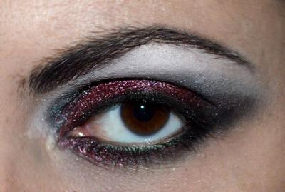 Gothic Beauty Eyecolours.