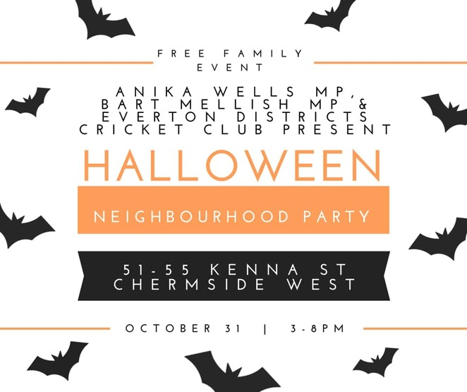 Halloween, Chermside, Family, Fun, Movies, Prizes, Learn Something