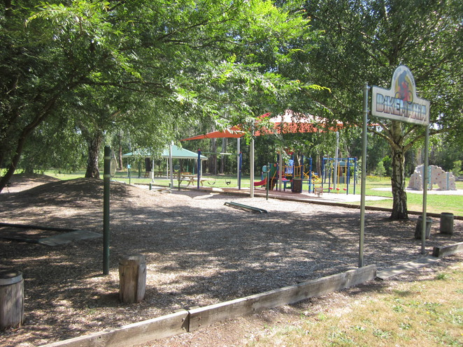 Buxton Reserve play area