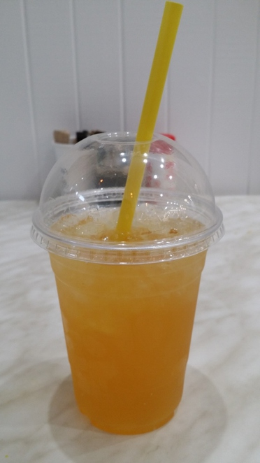 Kopi & Kitchen, Iced Tea, Adelaide