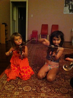 Learn,to,play,the,violin