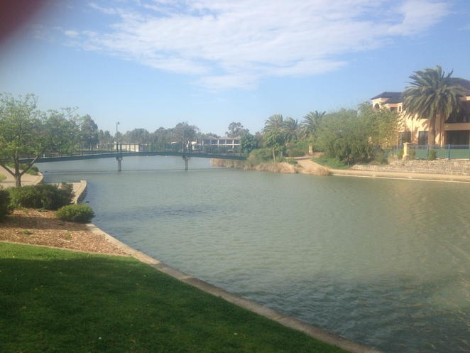 Mawson Lakes Bridge