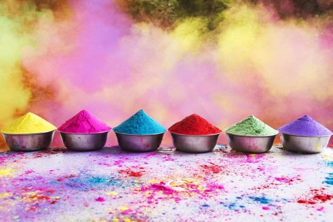 melbourne holi festival 2019, community event, cultural event, fun things to do, the paddock, federation square, festival of colours, curry king, entertainment, food trucks, market stalls, dj lineup, nonstop music, powdered colour, water balloons