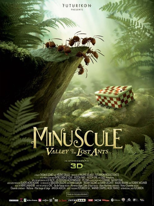 Minuscule - Valley Of The Lost Ants