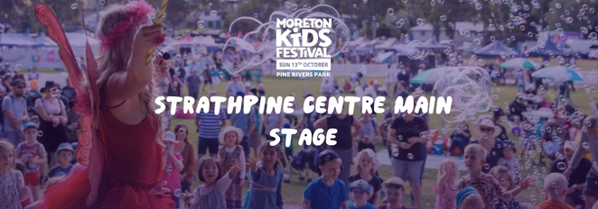 Moreton Kids Festival 2019, full programme, family-friendly entertainment, Pine Rivers Park, Strathpine, Strathpine Centre Main Stage, picnic blanket, Elmo & Cookie Monster, Spider-Man Appreciation Day, Nickleyby the Magician, Nanny Poppet Show, Flutter's Magical Party, Into the Woods, BrotherSister Duo, five interactive zones, Quest Active Kids, Sesame Lane Creative Kids, USC Green Kids, Brisbane Kids Fun Kids, Innovative Kids, Little Groovers Stage, Sunday 13 October, Moreton Bay Region Industry & Tourism, Moreton Bay Regional Council, live stage shows, FREE amusement rides, craft activities, workshops, food trucks, markets