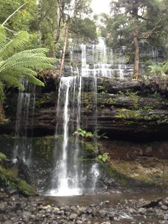 Mt Field National Park, Russell Falls