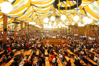 munich beer festival, tnt, blog competition