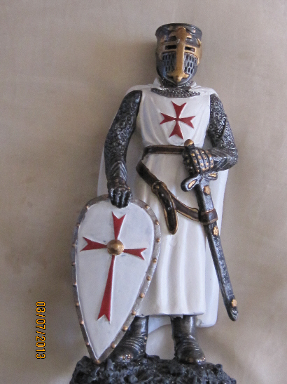 Ornalmental Knight of St John