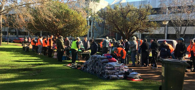 PHSG Charity Movie Fundraiser – Green Book, charity, not for profit, Wellington Square Care Packs, The Backlot Studios