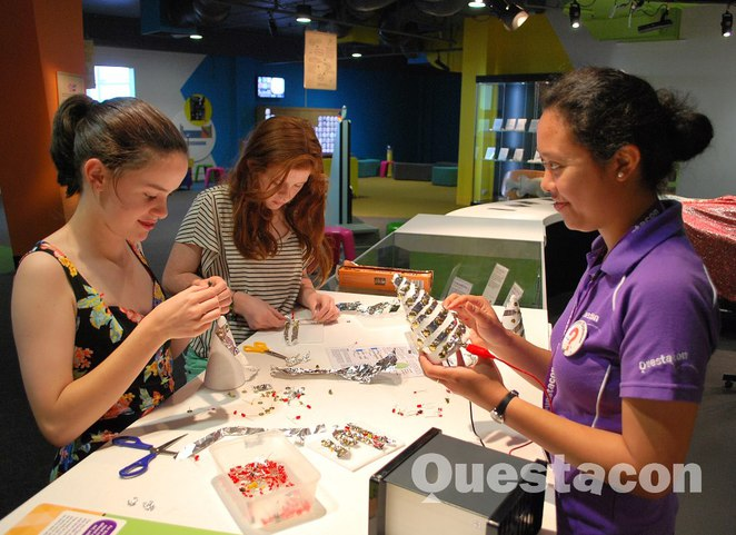 questacon, canberra, teenagers, ACT, things to do, families,