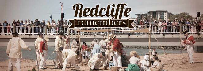 redcliffe festival, redcliffe remembers