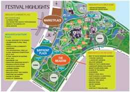 SGF 2016, gardens by the bay, marina bay, Winter Wonderland, Bayfront Plaza, Community Gardening
