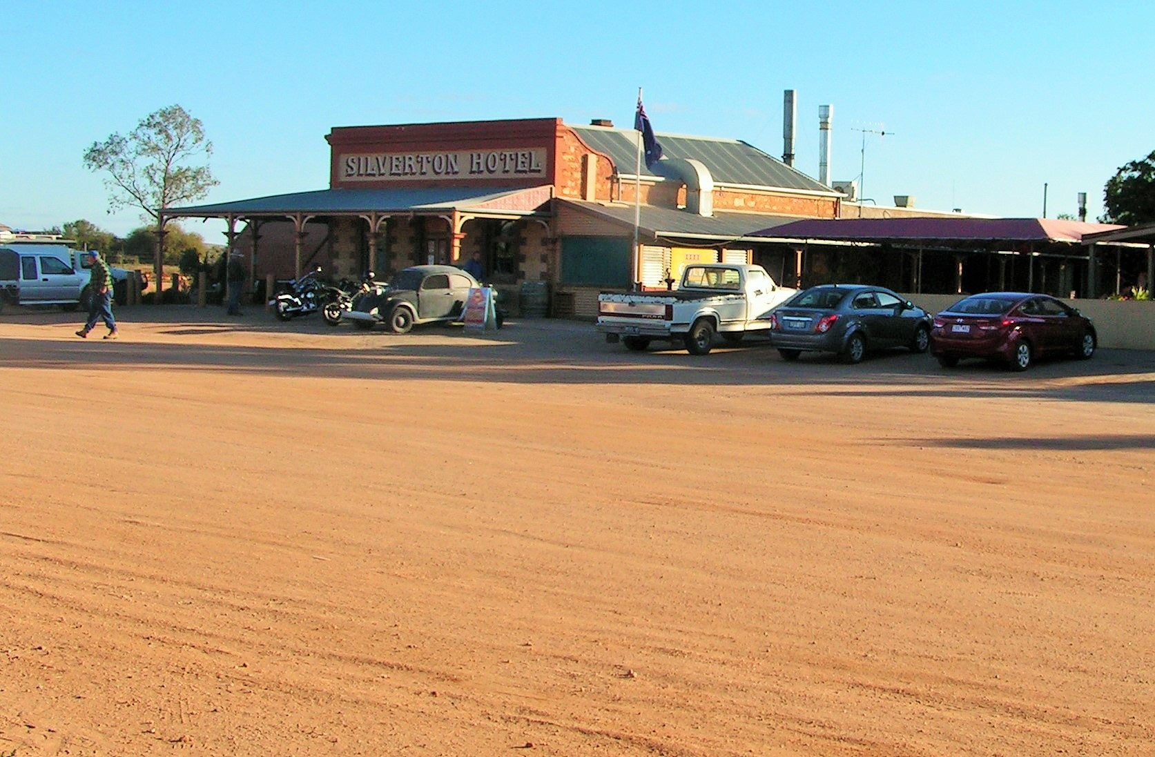 Best places to see in silverton new south wales for The silverton
