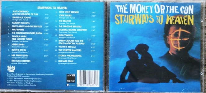 stairway to heaven, song, andrew denton, CD, album, stairways to heaven