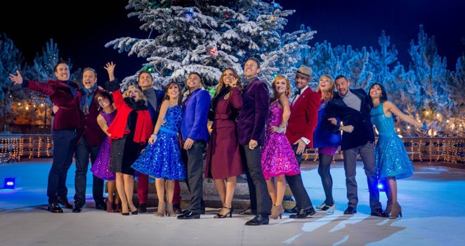 strictly come dancing, christmas