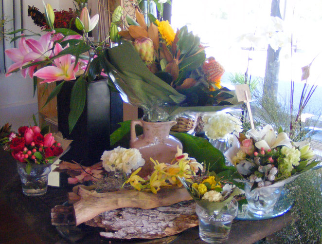 StudioRosa also has a number of ready made bouquets