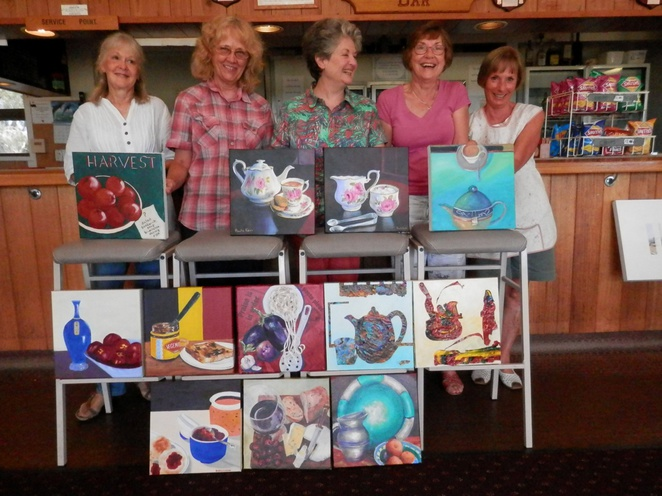 Sunshine Coast art group