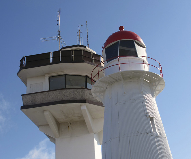 Sunshine Coast open House 2018, lighthouses old and new, Caloundra