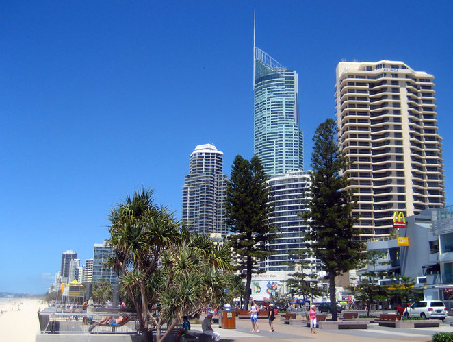 Surfers Paradise has many things to do