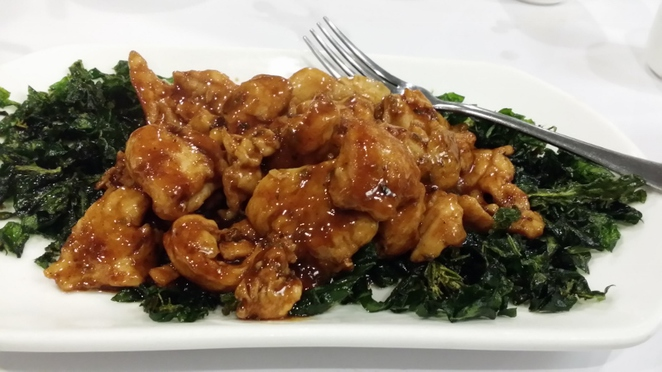 T Chow Restaurant,T-Chow Green Peppercorn Chicken, Adelaide